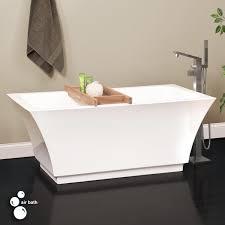 leland acrylic freestanding air tub tubs acrylics and air tub