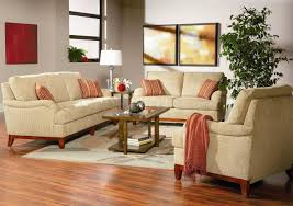 Chenille Living Room Furniture by Cream Chenille Fabric Contemporary Living Room Sofa W Options