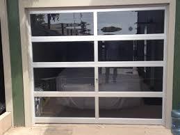 Overhead Door Store Contemporary Glass Garage Doors Get Simple Design With Modern