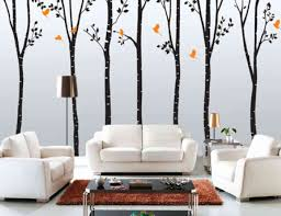design wall painting design wonderfull wall painting with forest