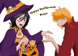 bleach anime halloween 2011 daily anime art
