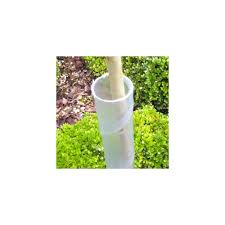 3ft heavy duty bamboo garden canes spiral tree guards gardening