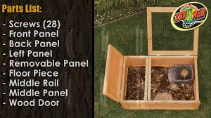Tortoise Home Decor by Zoo Med Tortoise House Pet Supplies Pet Food And Pet Products