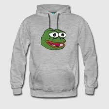 Kek Meme - pepe the forg kek meme men s premium hoodie spreadshirt