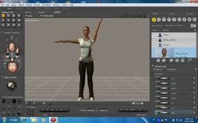 crear imagenes en 3d online gratis introduccion a poser 8 software para crear personajes 3d youtube