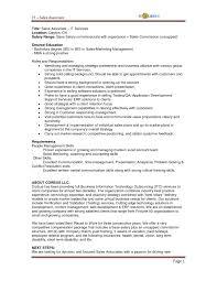 remarkable mis profile resume sample in profile for resume
