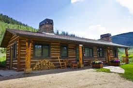 summer c cabins the c lazy u guest ranch cabins are not your typical rustic