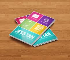 windows 8 designs 20 flat style business card exles