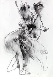 exclusive photo feature jenny saville drawing at the ashmolean