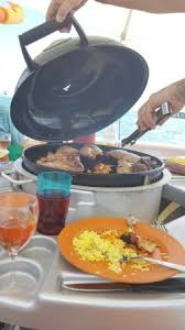 cuisine au barbecue repas commandé excellent au barbecue picture of donuts bbq boat