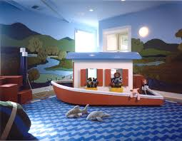 twining design seascape child s room boat wall murals interior like architecture interior design follow us