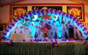 Pool Party Decoration Ideas First Birthday Party Decoration Ideas U2013 Safari Party Decoration