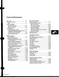 tire pressure honda cr v 1998 rd1 rd3 1 g workshop manual