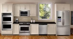 a kitchen appliances rta cabinet store