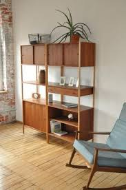 Eames Room Divider Image Of Midcentury Modern Room Divider U0026 Credenza Midcentury