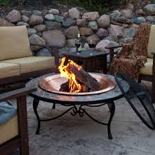 Home Decor And Design Ideas by Gas Outdoor Fire Pit For Patio Home Decor And Design Ideas