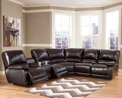Best Sofa Sectional Black Recliner Sofa Sectional Sf 6001 S3net Sofas With Plan 15