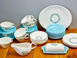 433 best vintage dishes images on vintage dishes mid