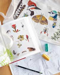 1545 Best Diy Home Projects by Embroidery Projects Martha Stewart