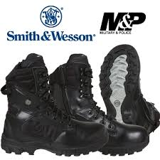 s zip boots smith wesson defender xs s s xspzip side zip boots