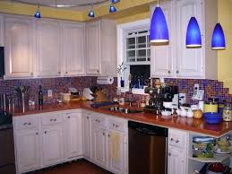 light blue kitchen backsplash blue kitchen backsplash cobalt blue kitchen accessories kitchens and