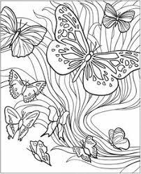 detailed butterfly coloring pages for adults 3 d coloring book butterflies coloring pages pinterest