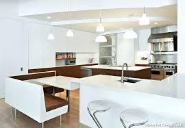 ilot cuisine avec table ilot cuisine table a manger best table manger soldes avec deco