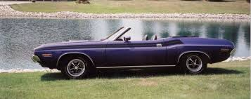 1971 dodge challenger 340 convertible the almost rt