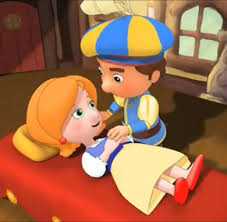 image manny kelly u0027s kissing scene png handy manny wiki