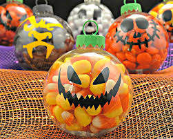 diy halloween candy ornaments halloween treats