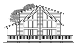 View Lot House Plans A Frame House Plans Gerard 30 288 Associated Designs