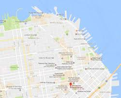 San Francisco Cable Cars Map by Hotel Review San Francisco Marriott Marquis Pointsnerd