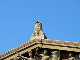 acroterion classical roof ornament an acroterion or acro flickr