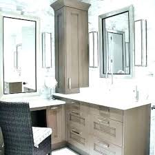 bathroom makeup vanity ideas makeup vanity in bathroom kgmcharters