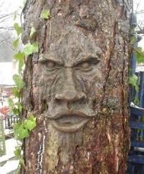 harry potter ogre garden tree garden sculpture decoration