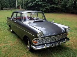 1962 opel rekord p2 2 front side opel pinterest cars and