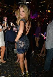 hot new years dresses joanna krupa slips into cutaway dress to ring in new year
