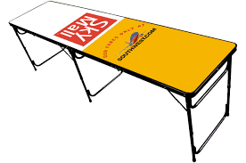 Hockey Beer Pong Table Cool Beer Pong Table Designs Party Pong Tables