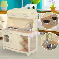 kinder spiel küche homcom kinderküche spielküche spielzeugküche real