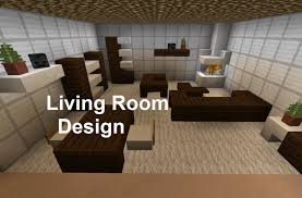 Furniture For A Living Room Minecraft Living Room Design Interior Ideas Minecraft