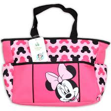 Minnie Mouse Toy Organizer Disney Baby Pink Minnie Mouse Diaper Bag Http Kidsfashionmore