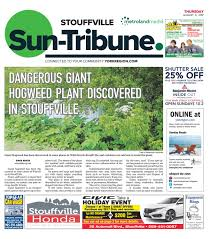 nissan murano grill bubbling stouffville sun august 3 2017 by stouffville sun tribune issuu