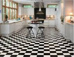cool vinyl flooring kitchen modern with black and white black