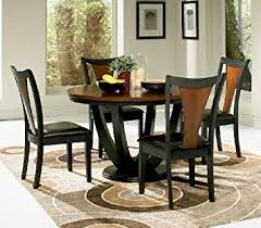 Coaster Dining Room Sets Amazon Com Boyer 5 Pc Dining Table Set By Coaster Table