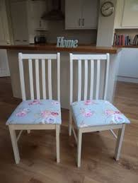 Grey Bedroom Chair by Bow Back Vintage Kitchen Chair Painted In Farrow U0026 Ball French