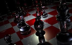 pieces chess boards glass wallpaper desktop hd wallpaper