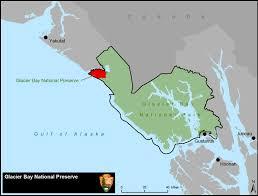 Everglades National Park Map Glacier Bay Archives Twelve Mile Circle Maps Geography Travel