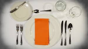 Dinner Table Set by How To Set The Table Anna Post Youtube