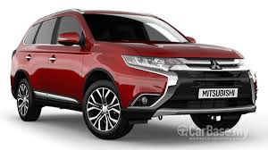 red mitsubishi outlander mitsubishi outlander in malaysia reviews specs prices carbase my