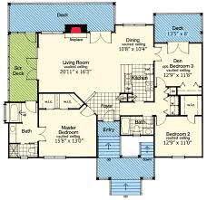 style floor plans key west style retreat 6383hd architectural designs house plans